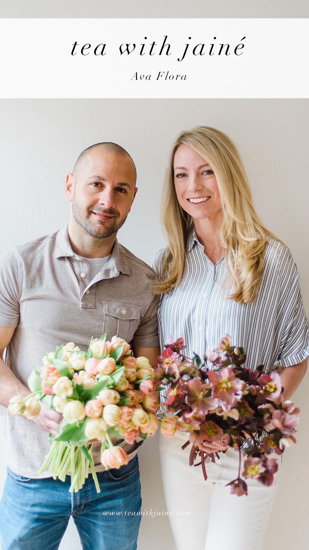 Ava Flora - Lori and Mike Orlando