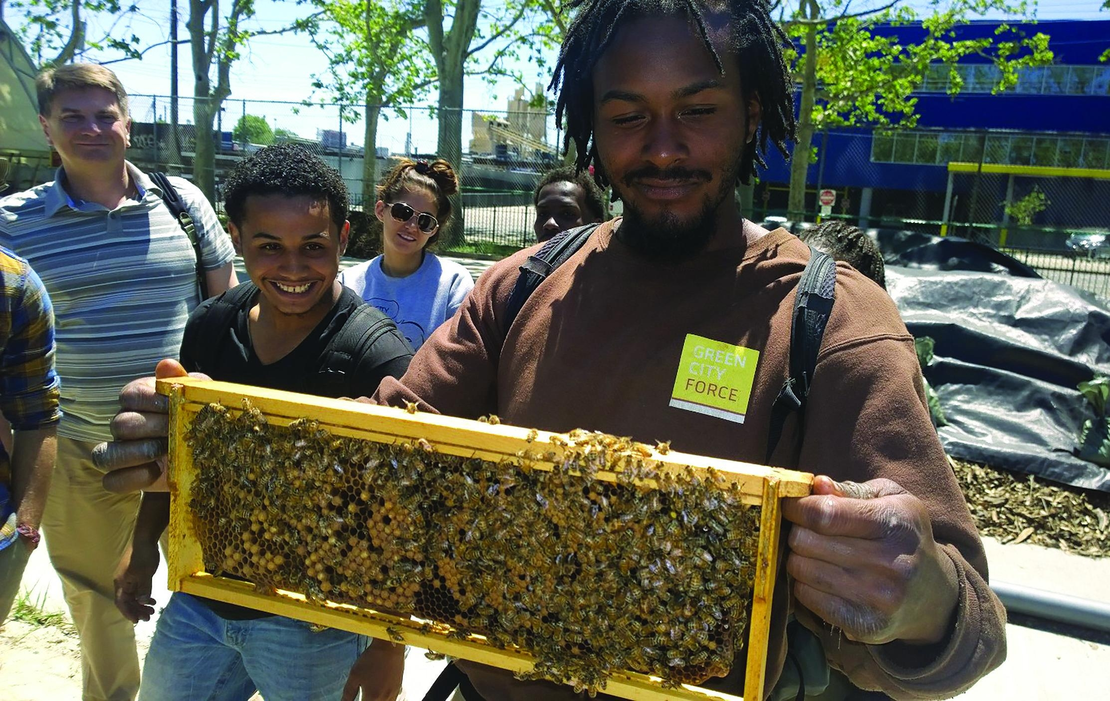 Brent with bees.jpg