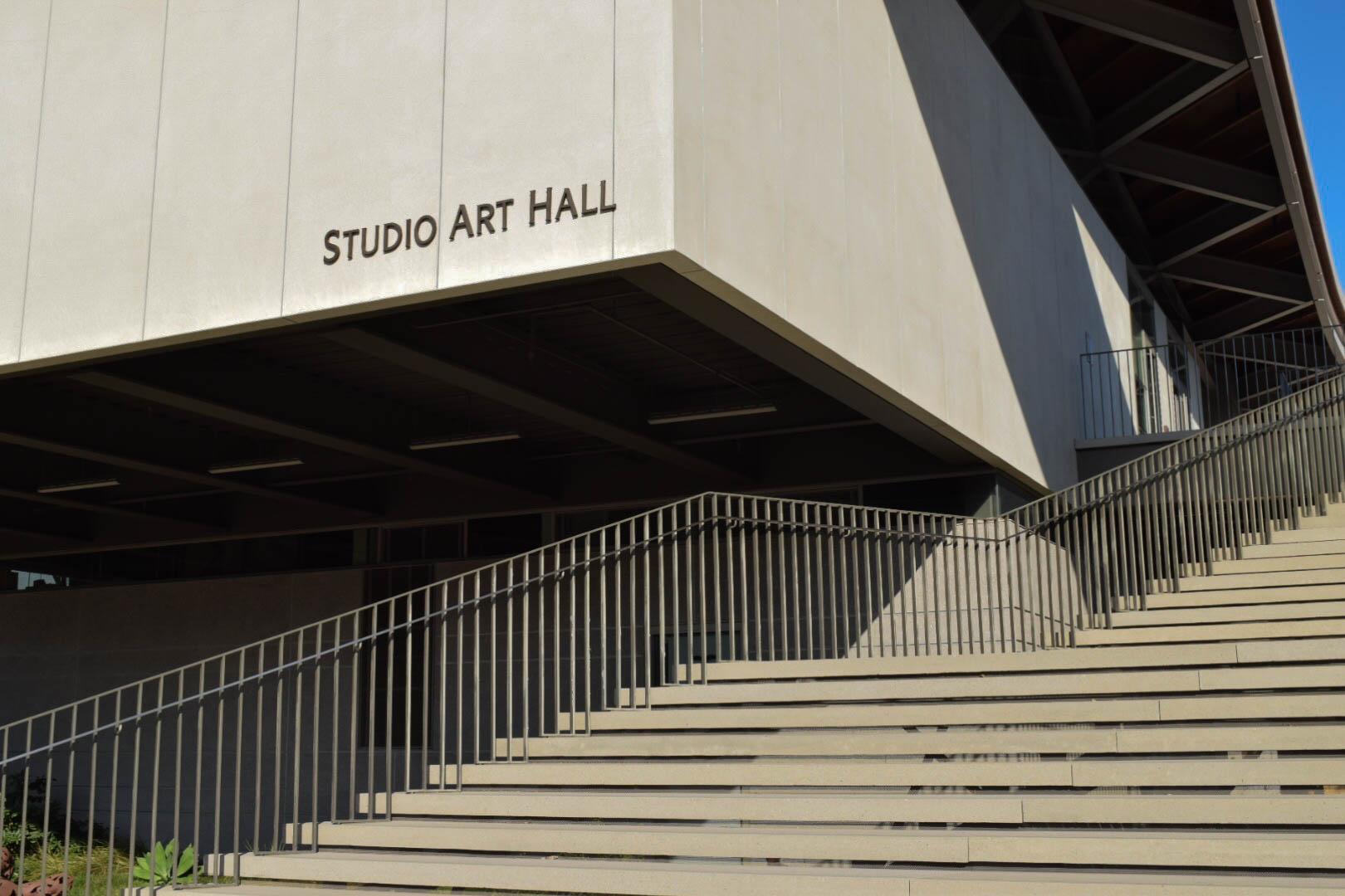 Pomona Studio Art Hall