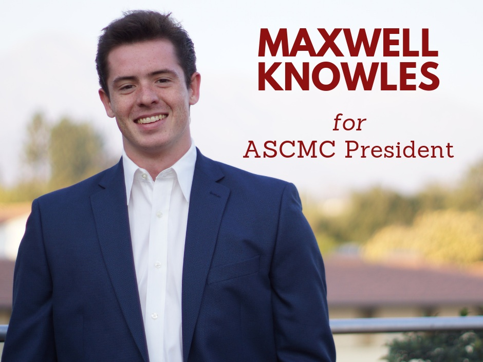 Maxwell Knowles - Presidential Candidate