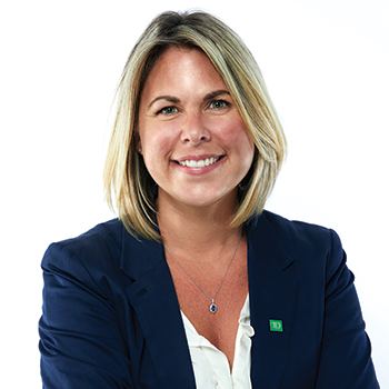 VALÉRIE PICHER - Associate Vice-President, Community Relations, TD Bank Group