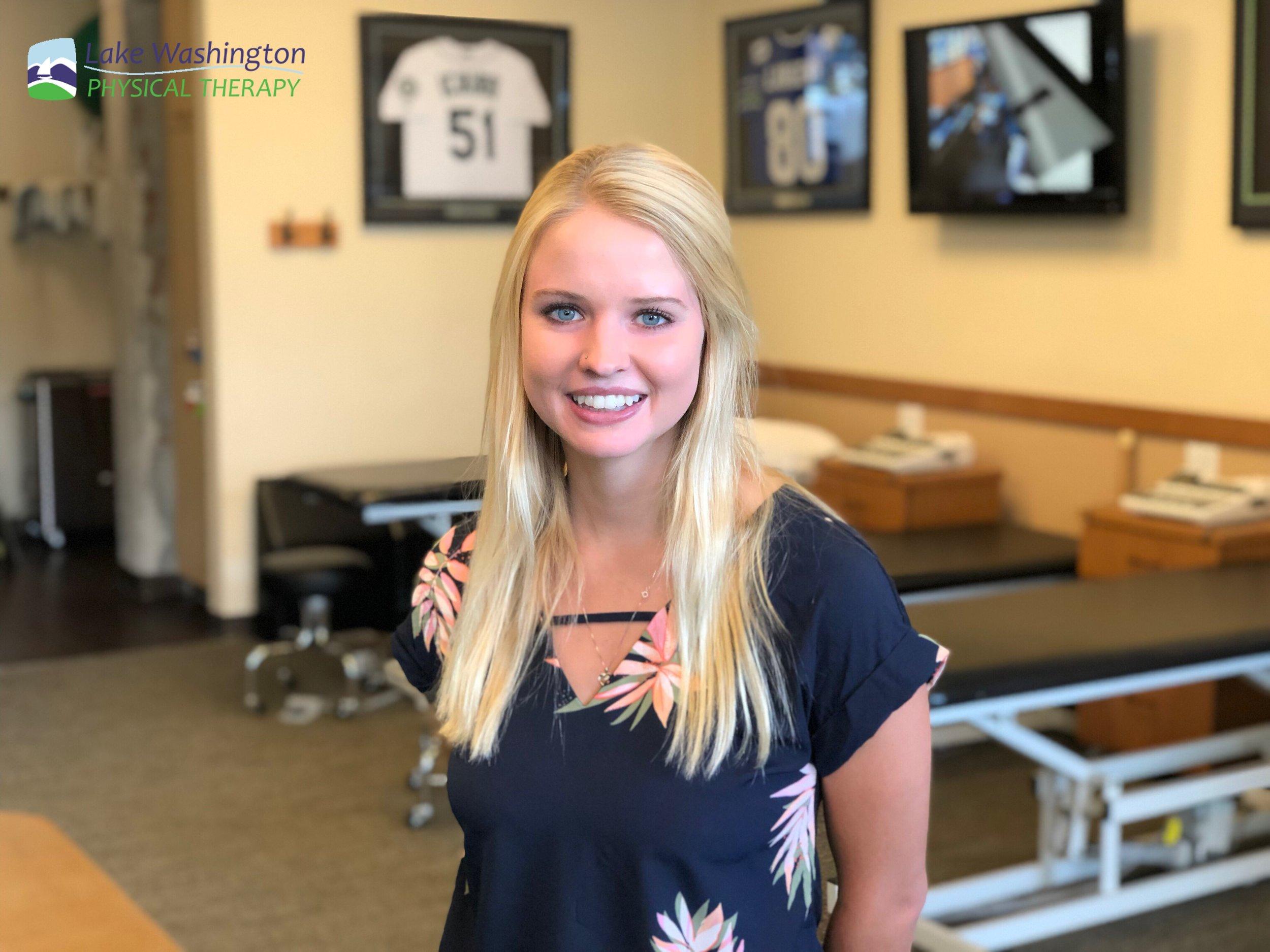 Anna LindquistSummer 2018 - High School: JuanitaCollege: Azusa Pacific UniversityPT Program: Azusa Pacific University