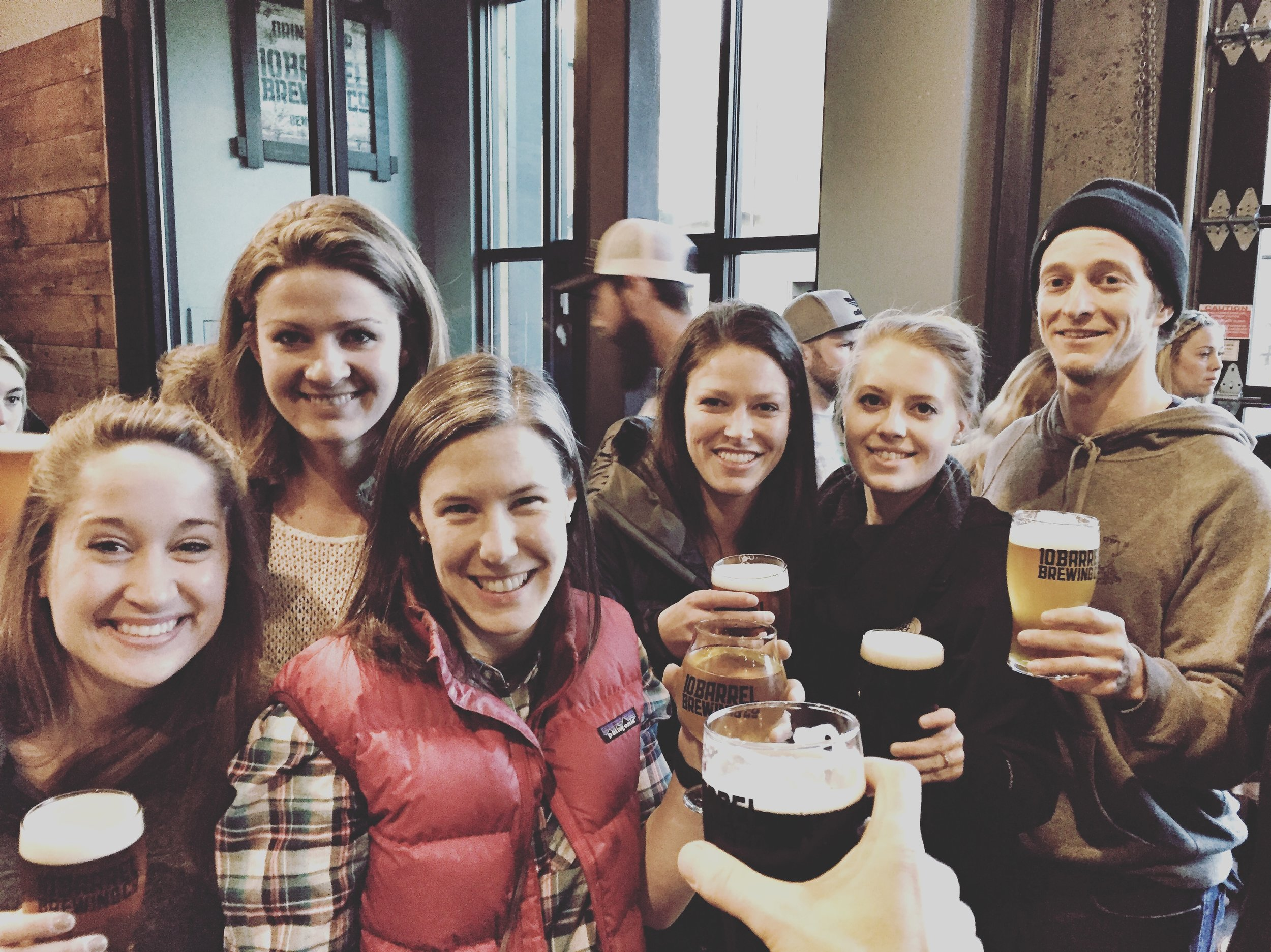 Lumbar Symposium 2017 - The whole team trailed south to Portland for the 2017 Lumbar Symposium. It was a great 2 day educational event with over 20 speakers. Some drinks at 10 Barrel in downtown was a great way to end the weekend!