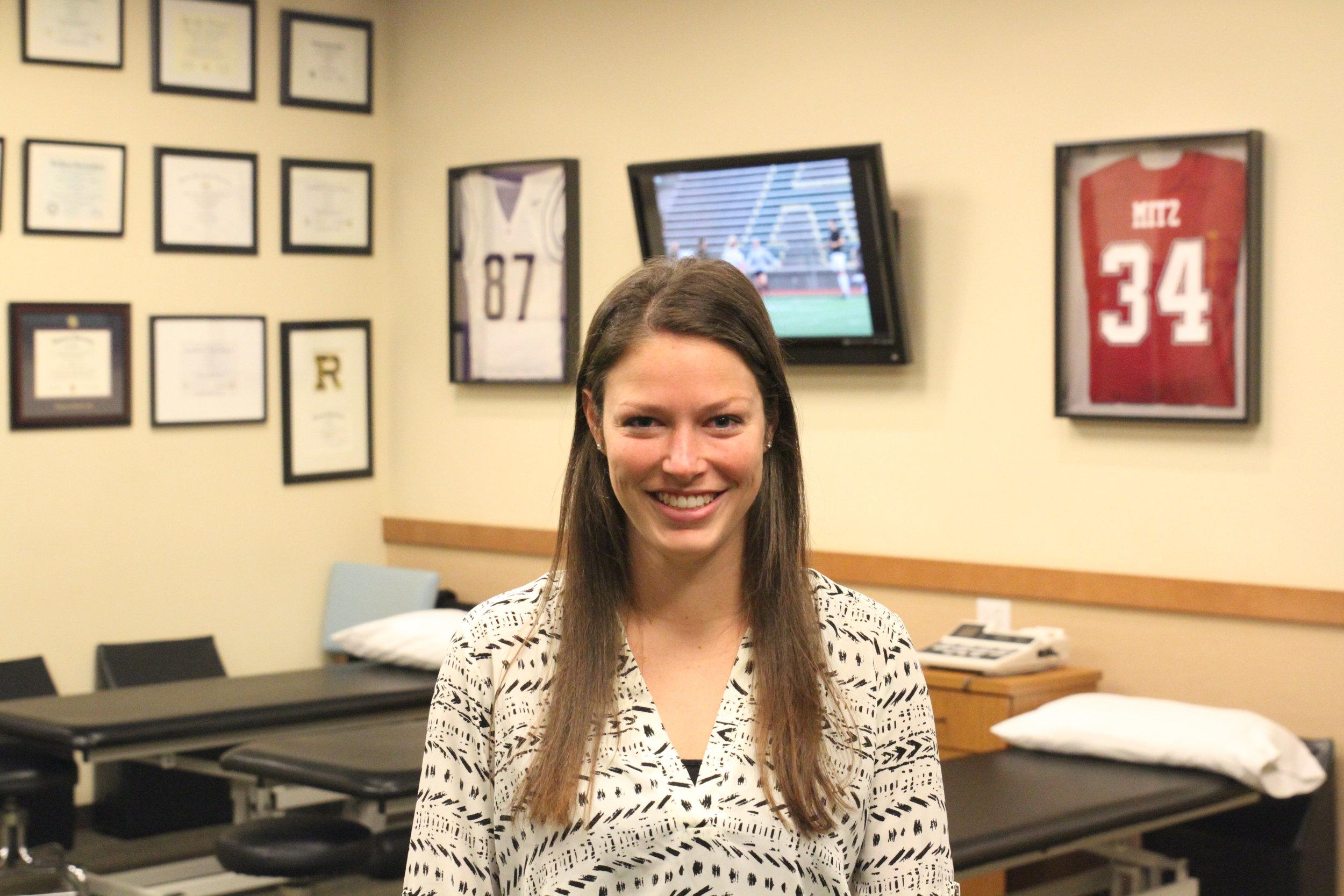 Megan O'Connell CV — Lake Washington Physical Therapy