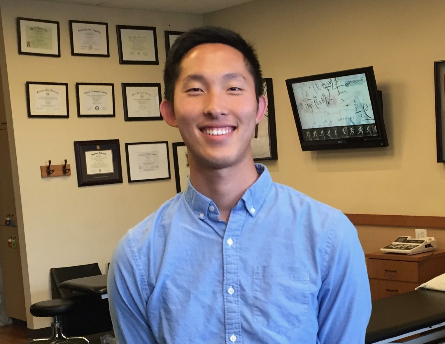 Shin ParkPTA student - Shin will be graduating from Lake Washington Institute PTA school in the Spring 2019
