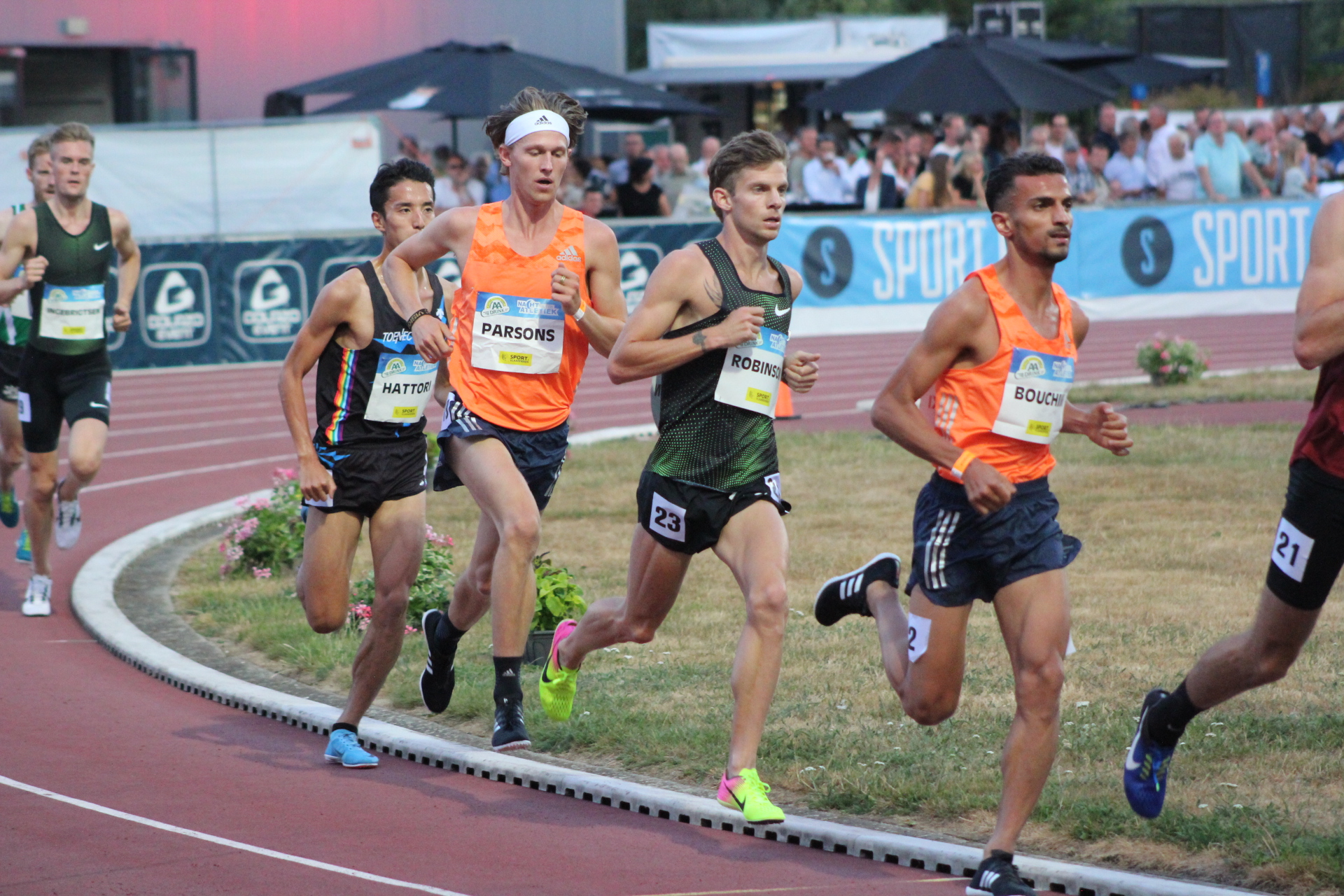 """I was racing with this blind ambition that I was ready to run sub 13:15."" -"