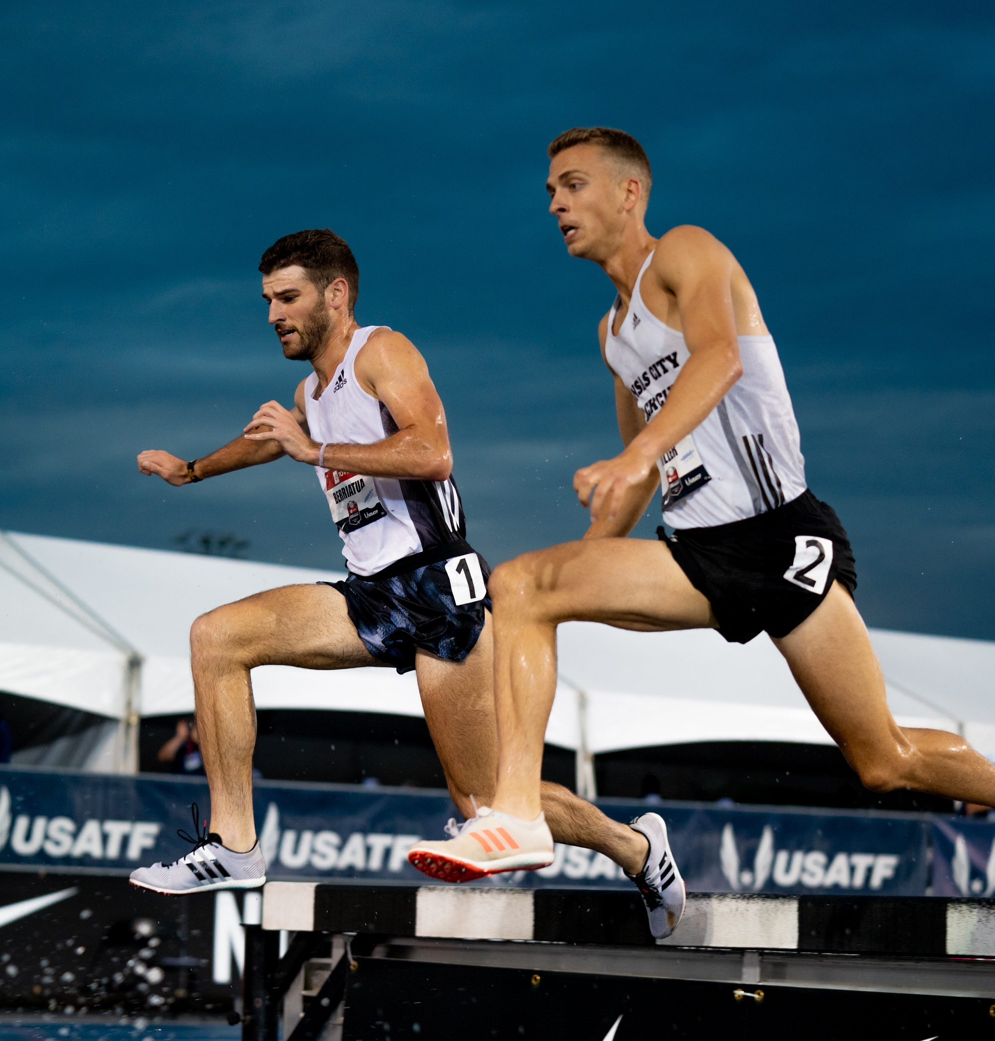 """An MRI following the USATF Outdoor Championships showed I had strained my adductor, torn my conjoint tendon, and developed signs of a sports hernia."" -"