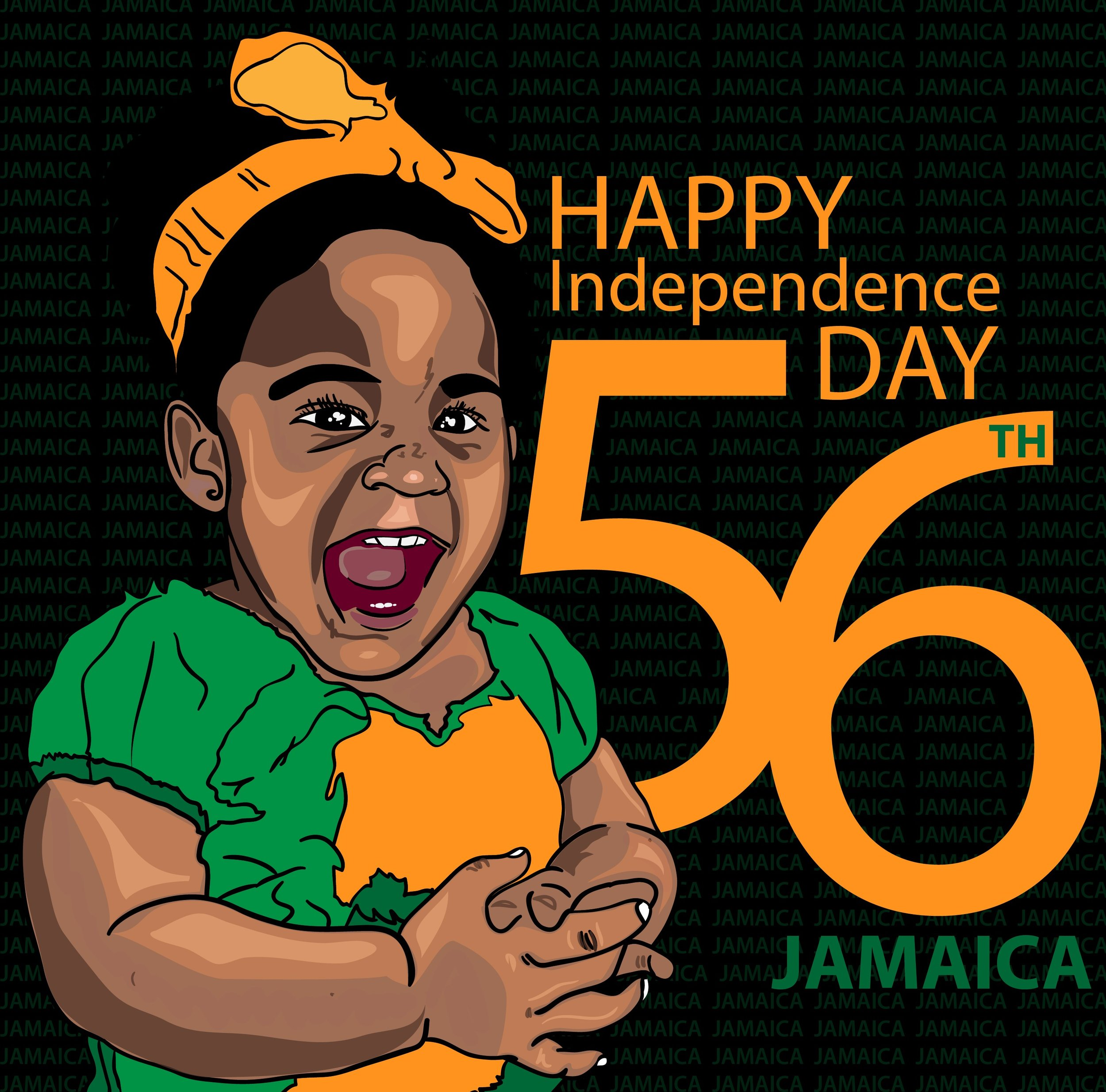 Jamaica 56th Independence