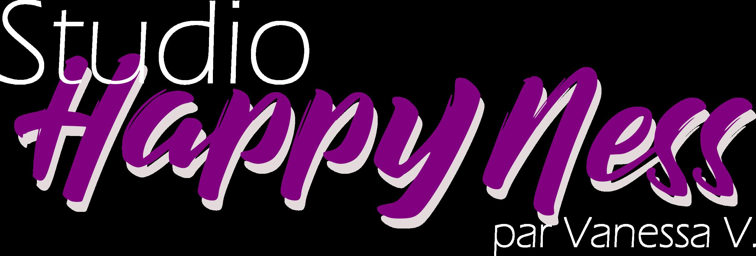 Studio HappyNess Sticker BLANC2.png