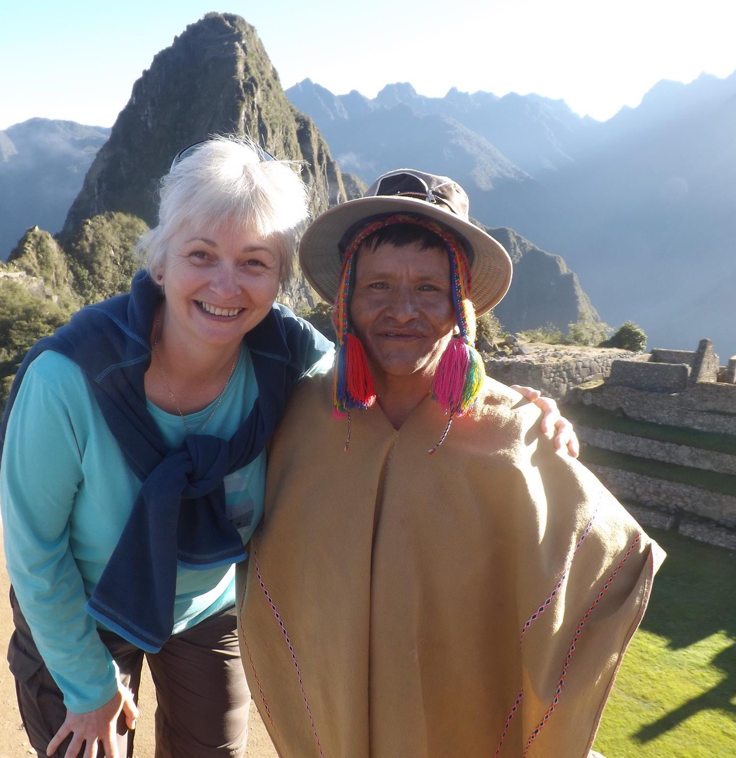 - My Own Healing journey took me to Machu Picchu . . . to the Indigenous Shaman who live and work there