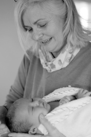 Annie Barber . . . the 'who' behind my work. - Click here to find out more!