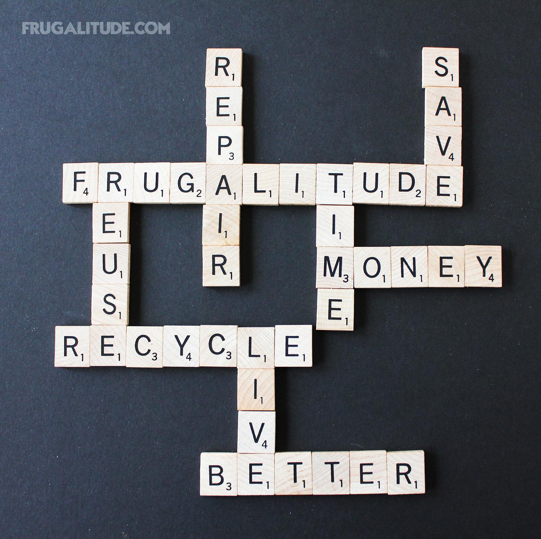 Frugalitude Core Concepts