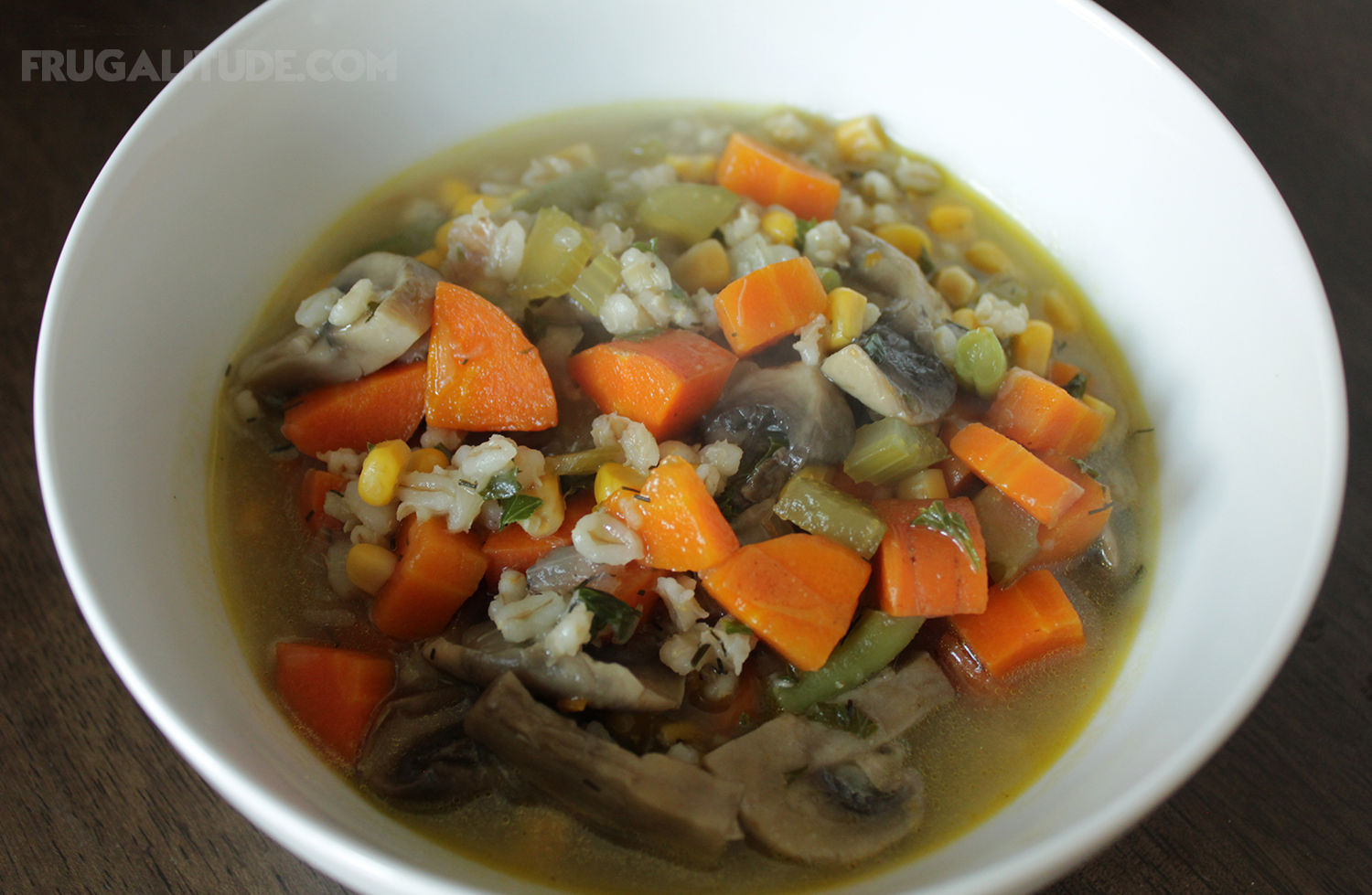 Hearty Vegetable Barley