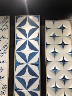 Blanc et Bleu Porcelain Spanish Tribute