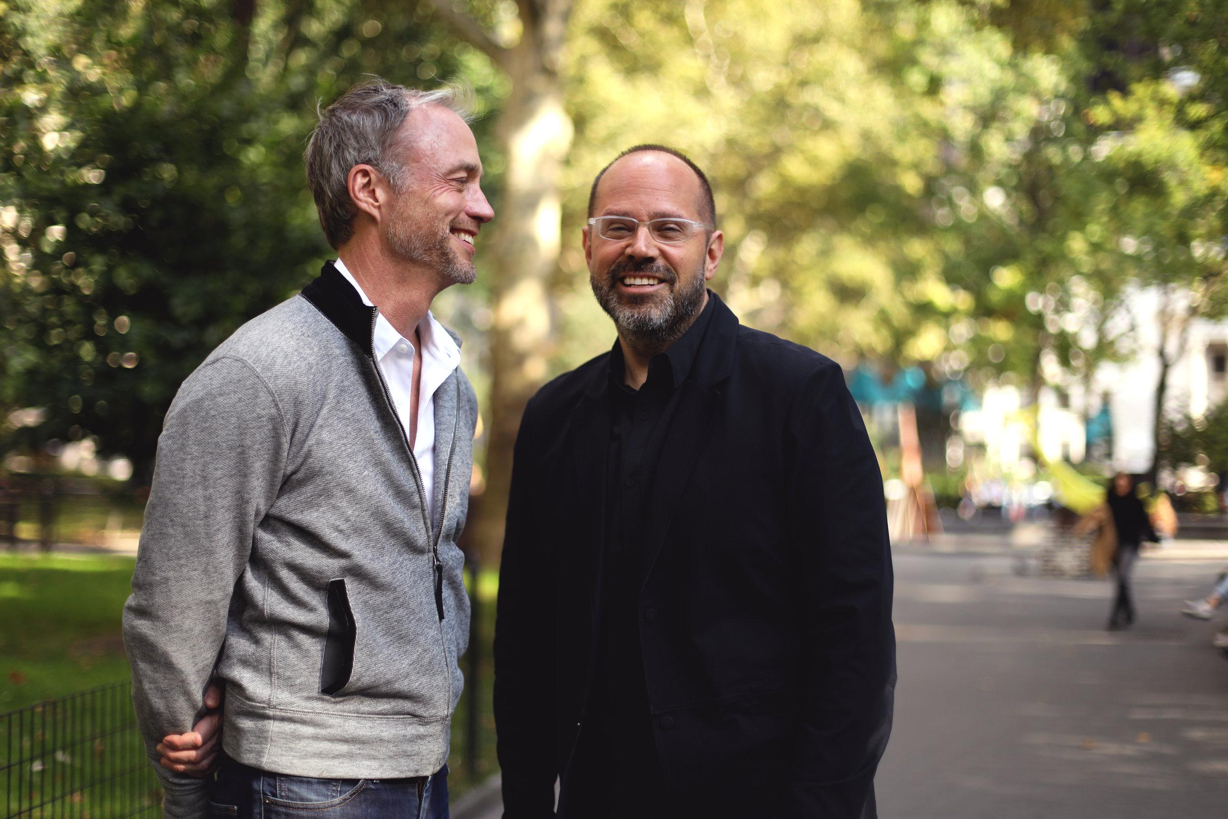 Dag Folger and Brad Zizmor