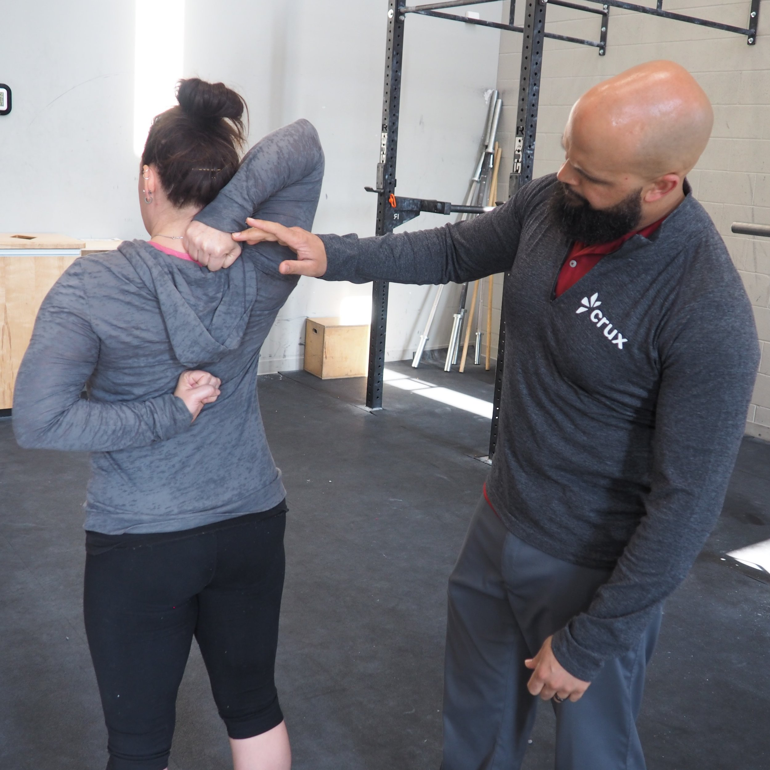 Movement Assessment - A thorough evaluation will allow us to uncover the weakest links in the chain which are causing your body to break down with pain or dysfunction.