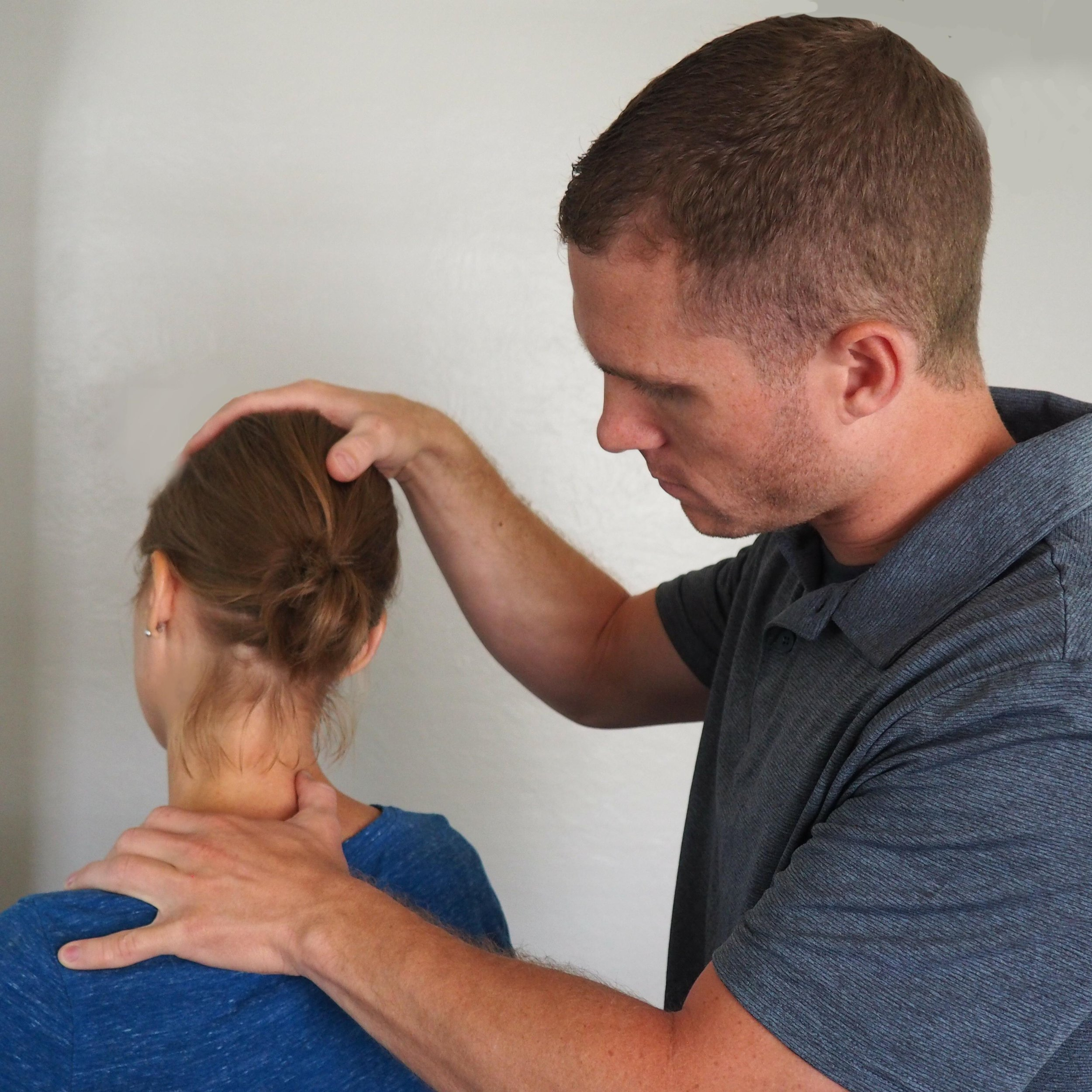 Chiropractic Adjustment - Chiropractic manipulation helps create movement in stuck joints to restore full range of motion while optimizing the function of the muscles and nerves in the region.