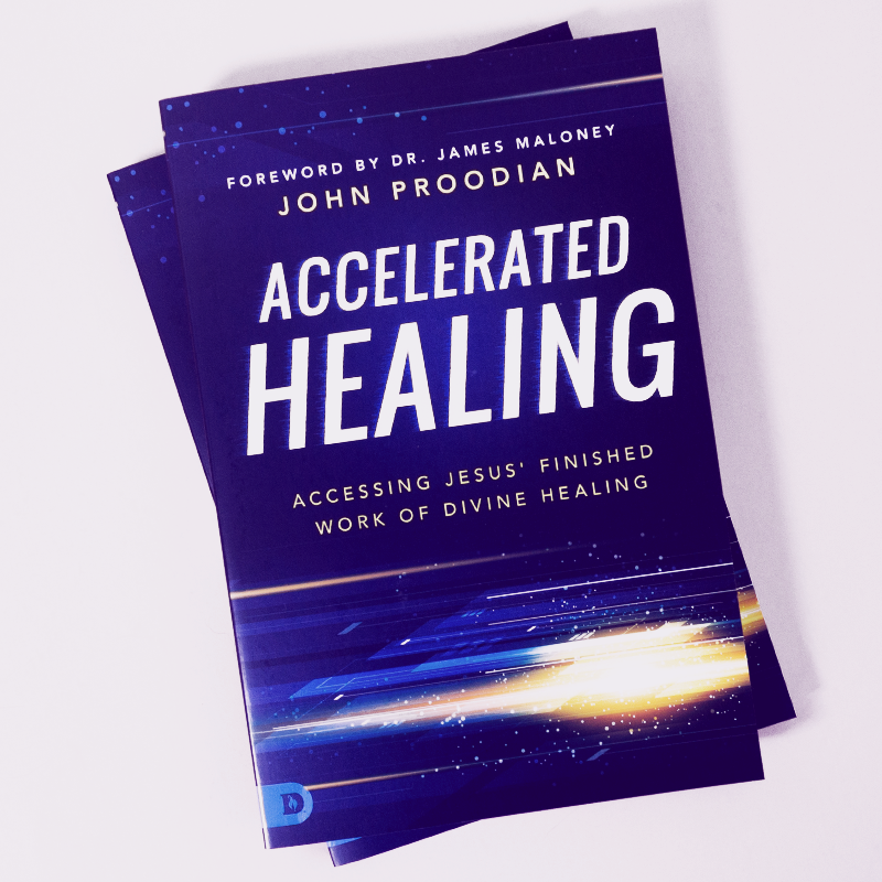 If you've ever wondered why healing has been delayed, this book is for you.  -