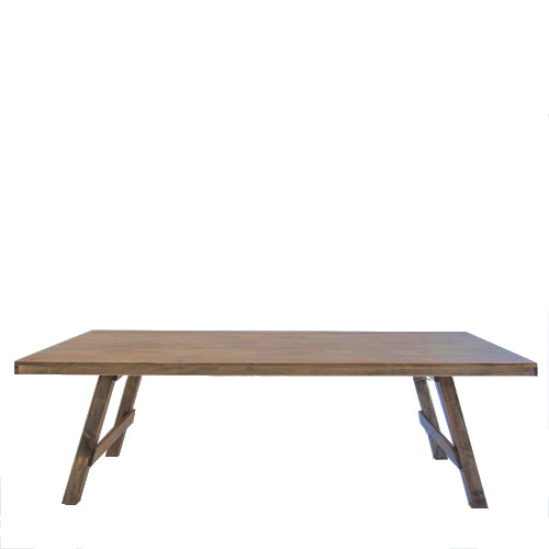 Click to View: Modern Farm Table