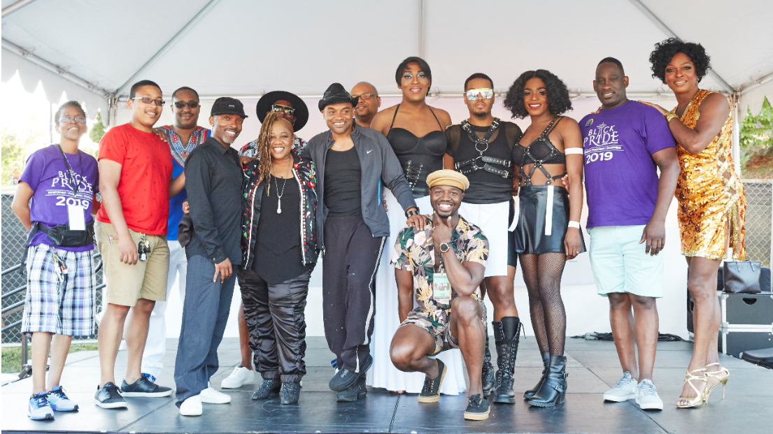 - 2019 SEATTLE LGBTQ BLACK PRIDE CORE TEAM AND HEADLINERS