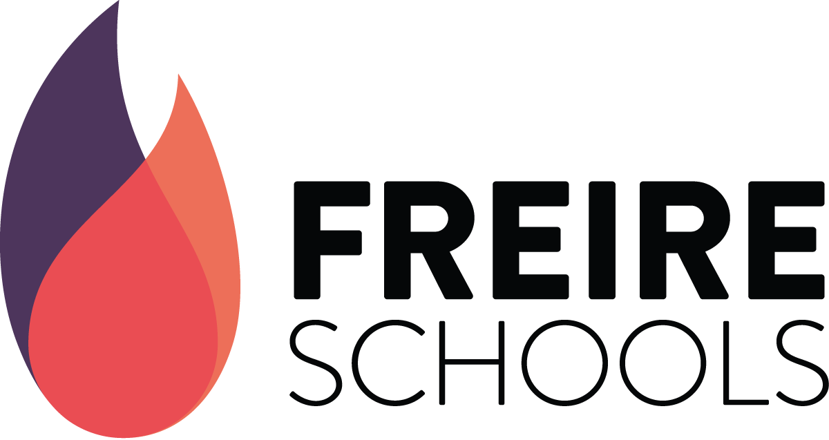 Freire Schools - Horizontal - Color Black.png