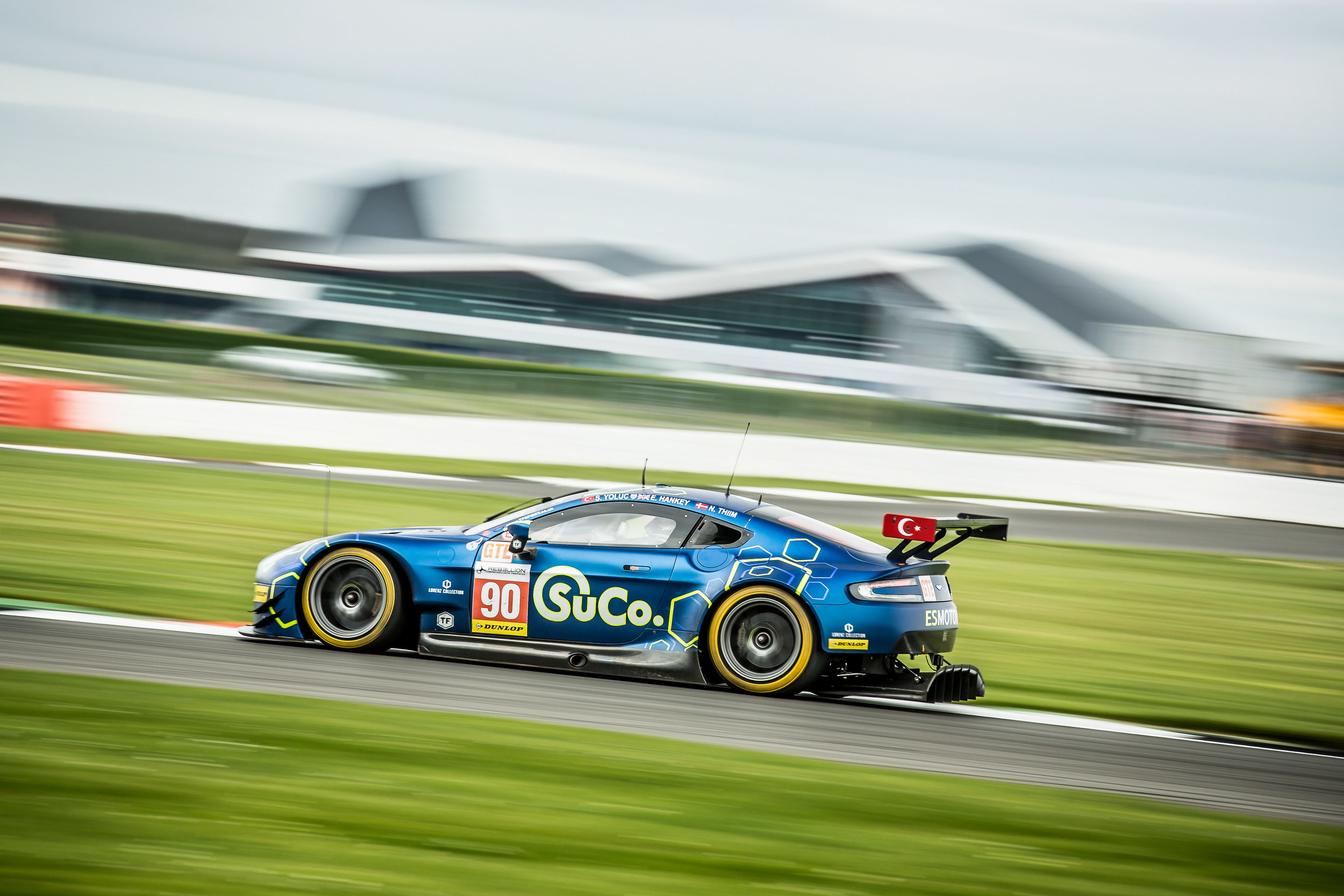 4HRS OF SILVERSTONE -
