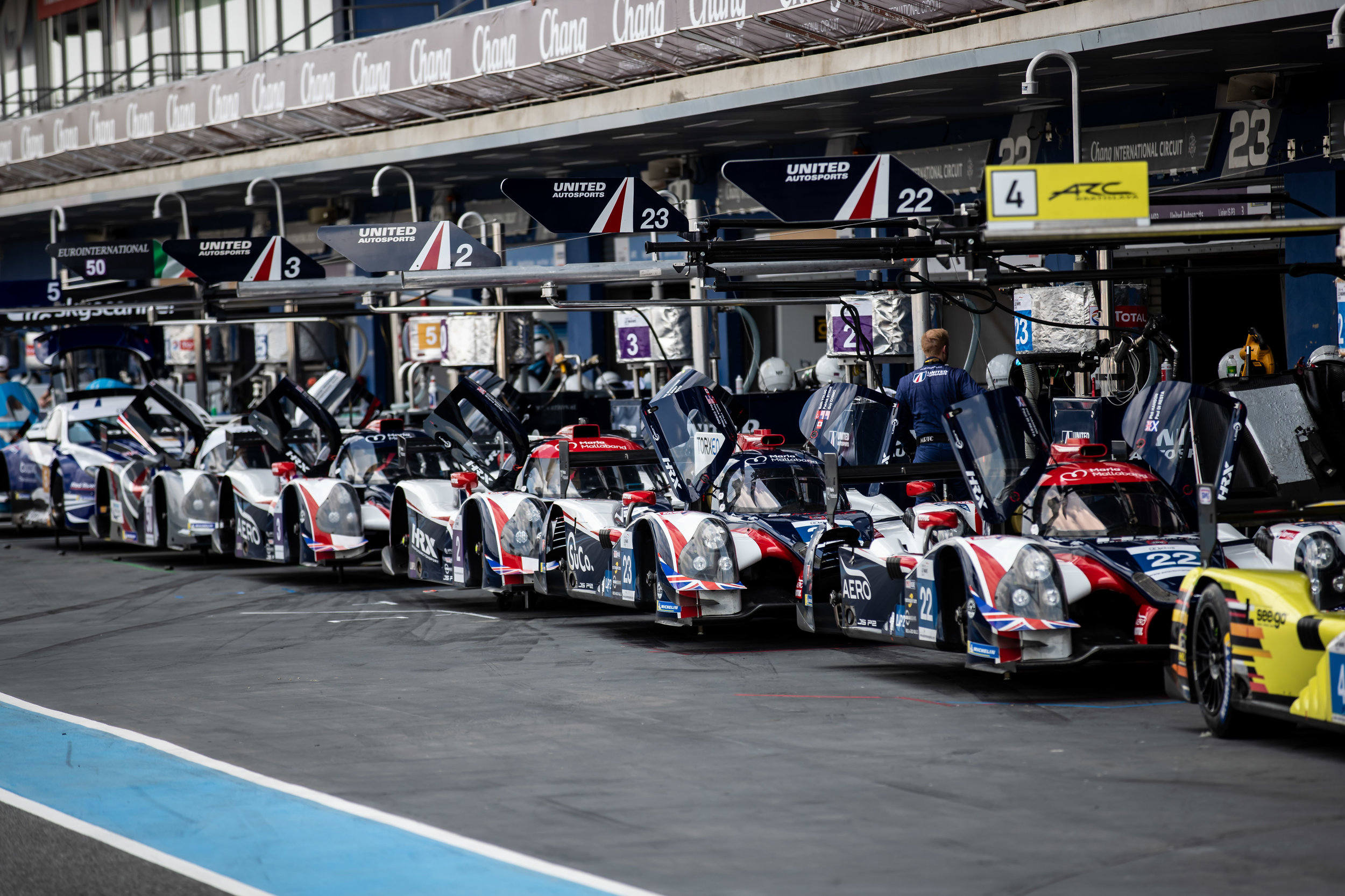 BURIRAM CHANG INTERANTIONAL CIRCUIT -