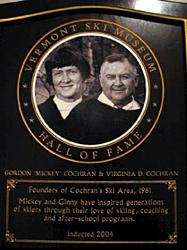 Mickey & Ginny Cochran