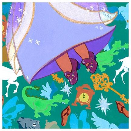 fairy godmother.