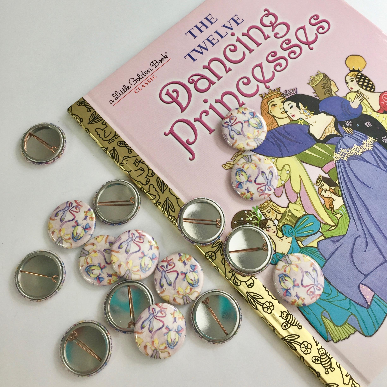 the twelve dancing princesses.