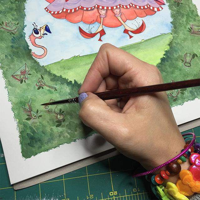 paint paint paint… oh, how i love to paint!