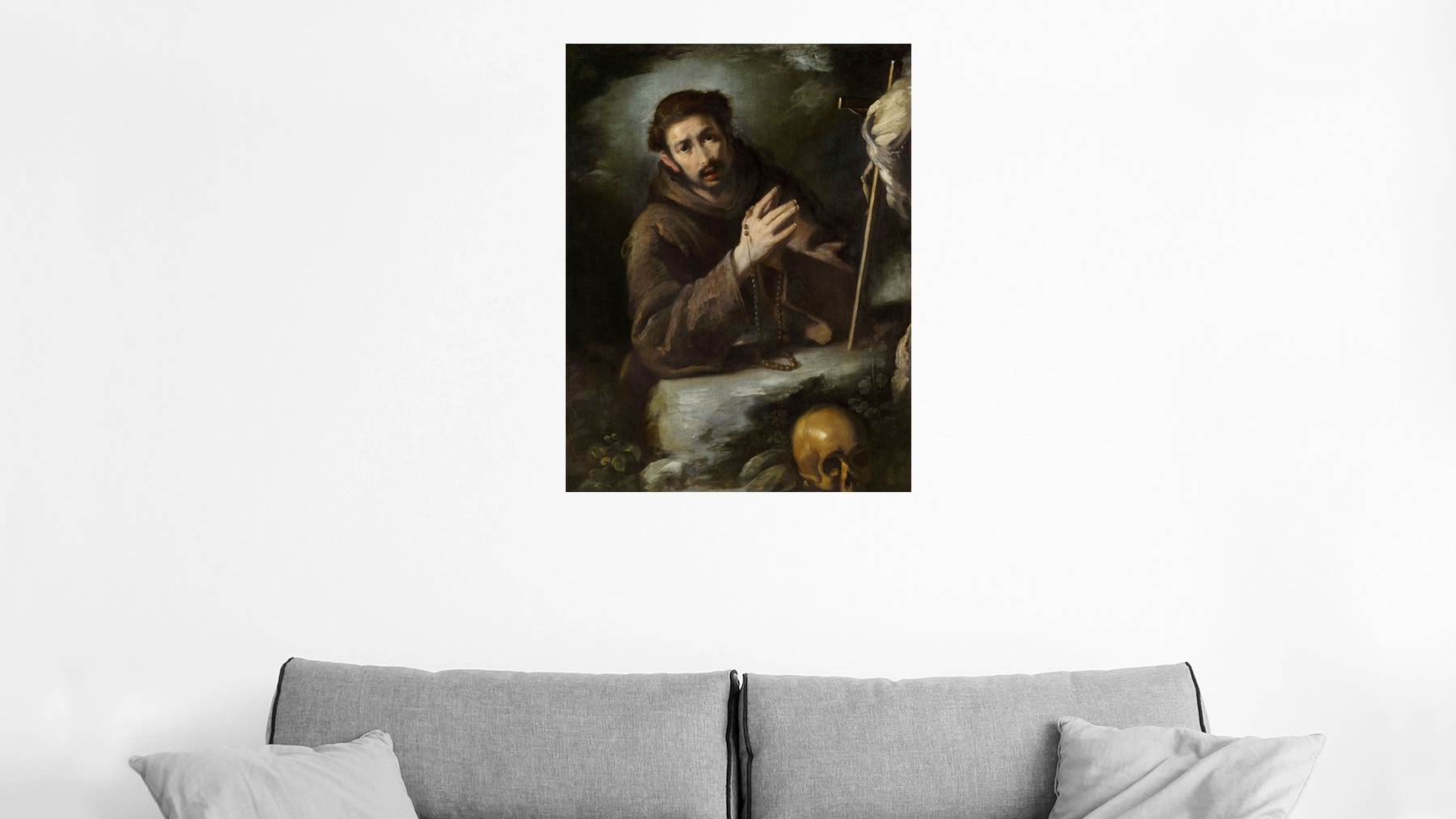 Strozzi_Saint+Francis+in+Prayer_18x24-poster.jpg