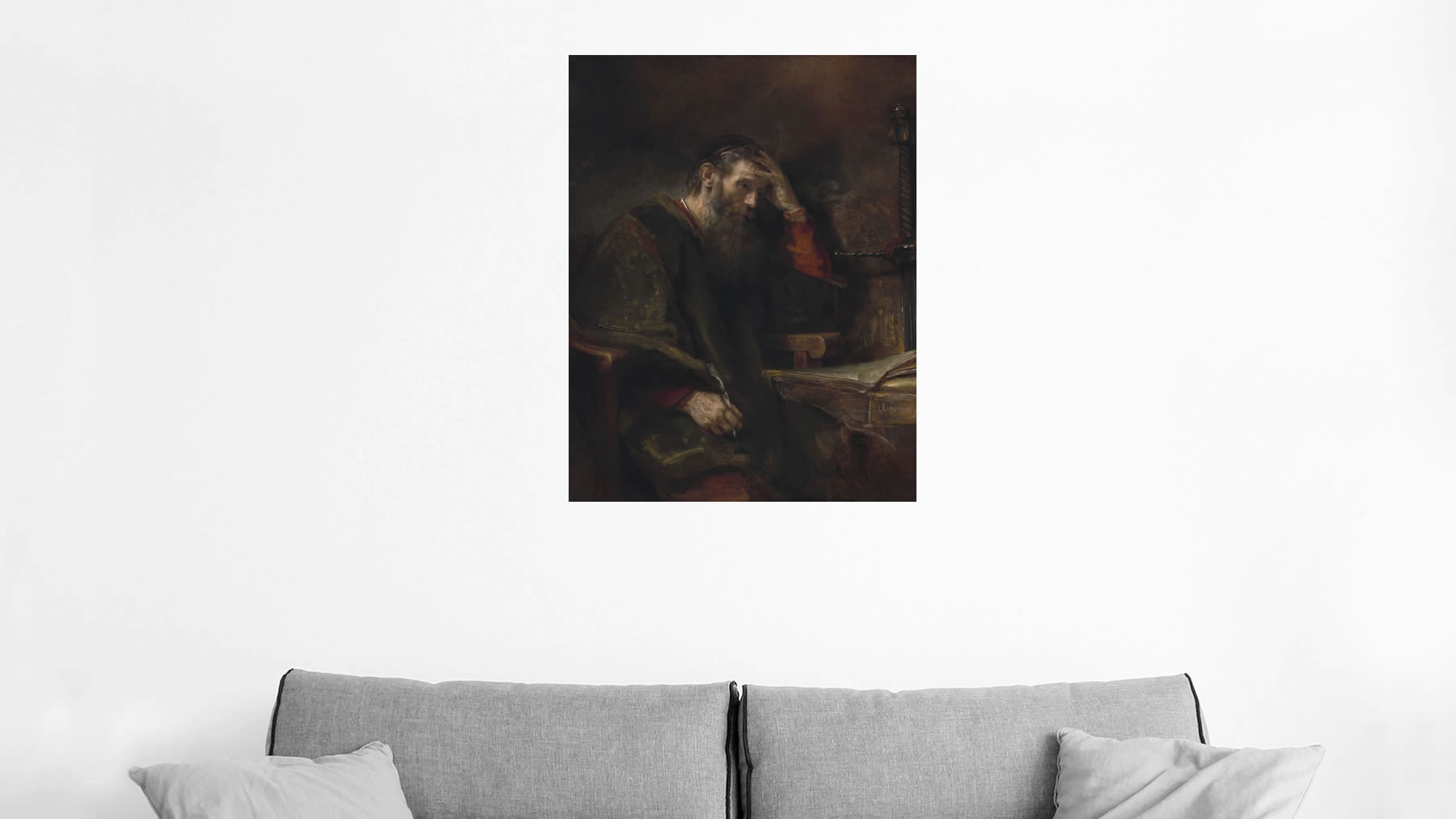 Rembrandt_The+Apostle+Paul_18x24-poster.jpg