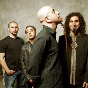 "It was… System Of A Down's ""Toxicity"" -"