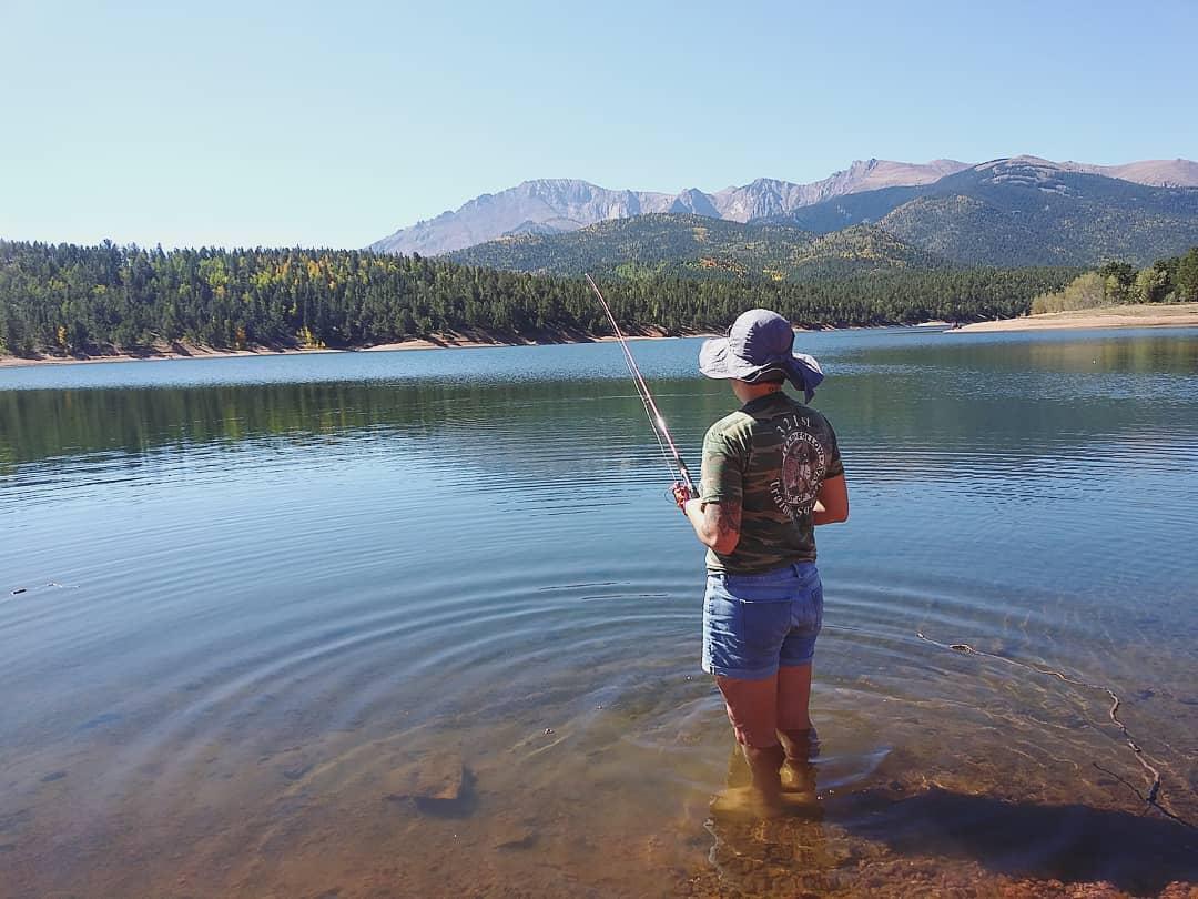 FISHING. -