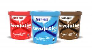 Revolution Gelato Brand Refresh