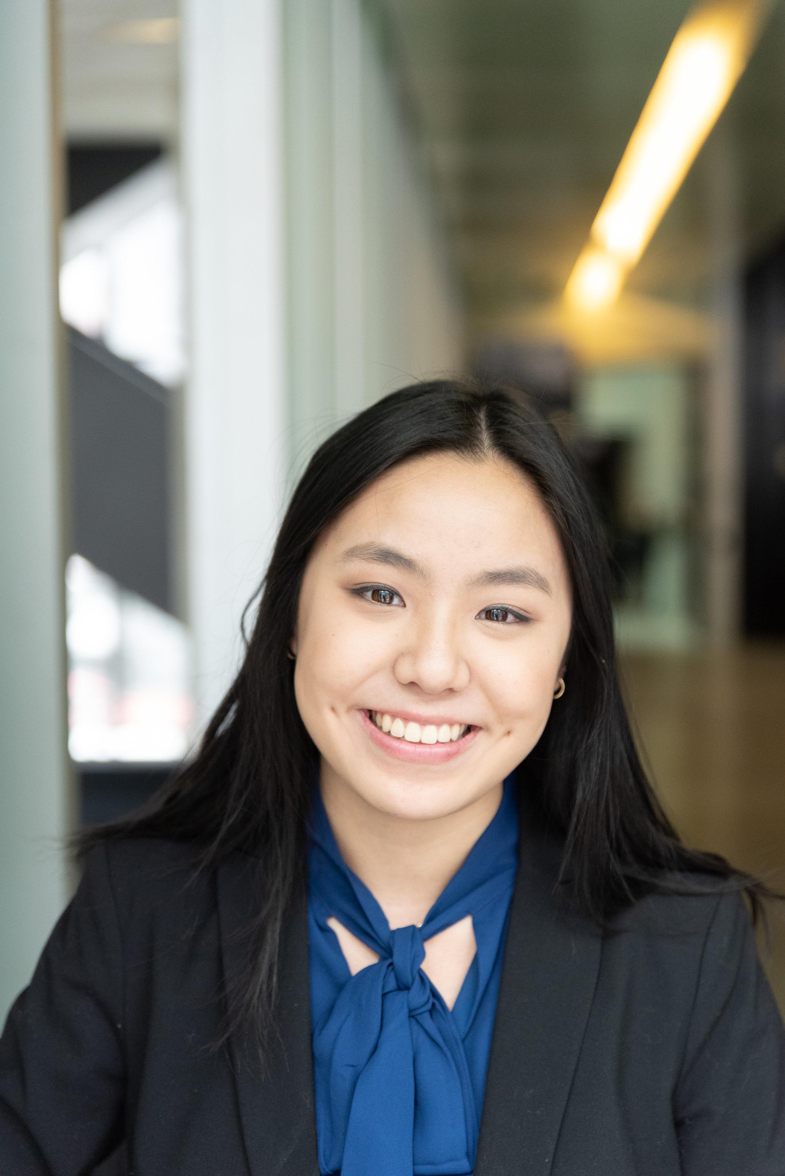 Naomi Shi - Assistant Crisis Director