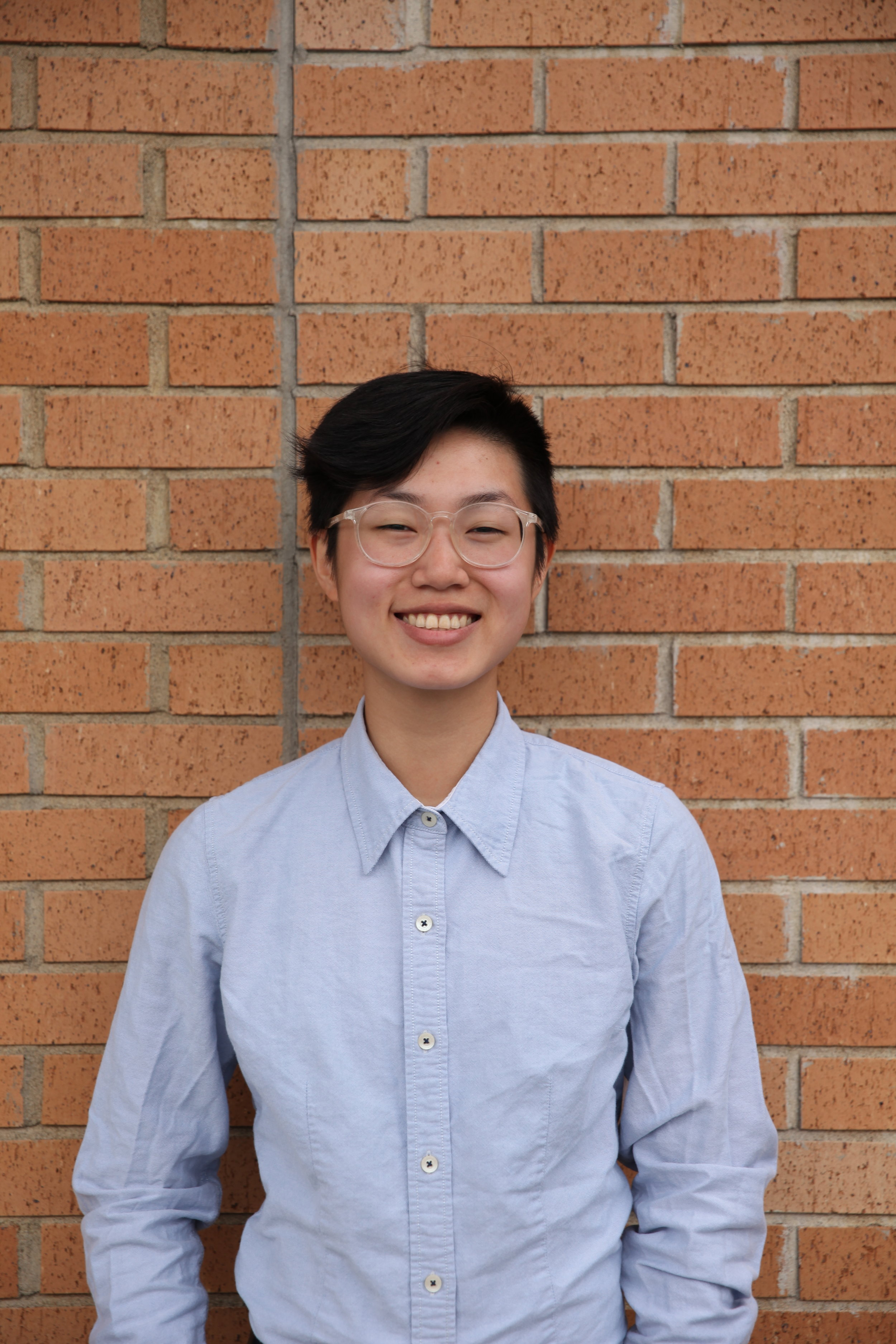 Emily Liang - Vice Chair