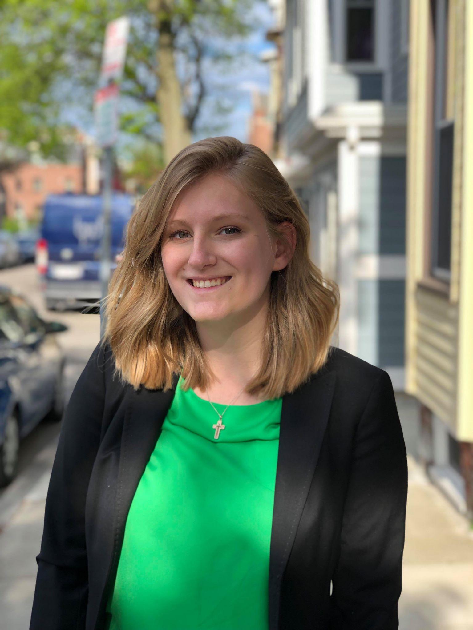 Abigail Leblanc - Vice Chair