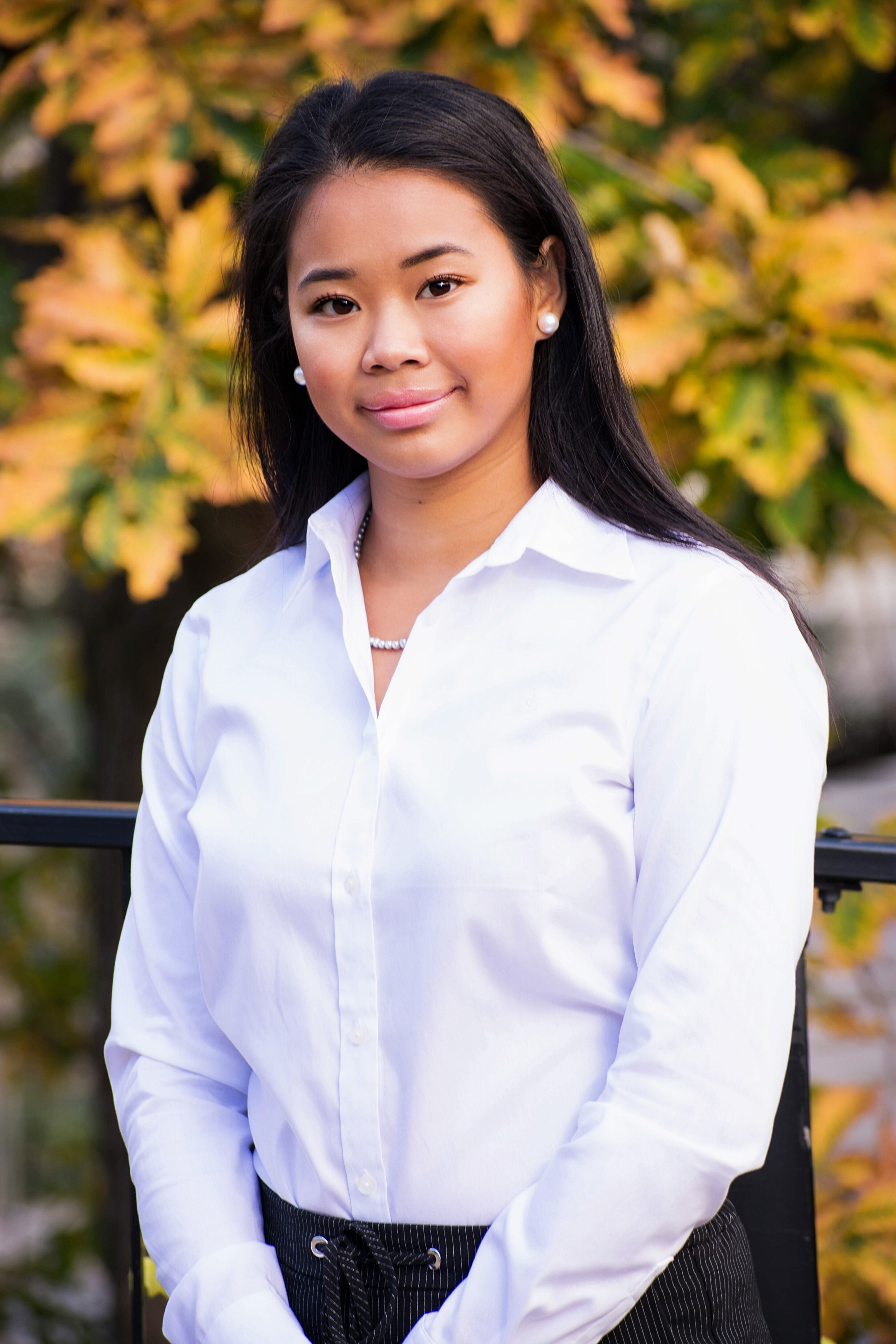 Abigail Pender - Vice Chair