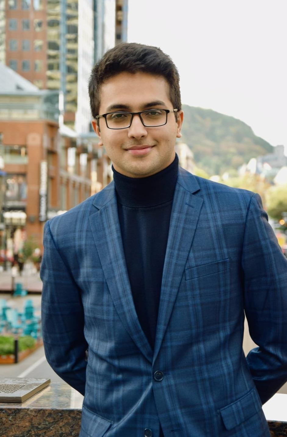 Sarim Malik - Chair