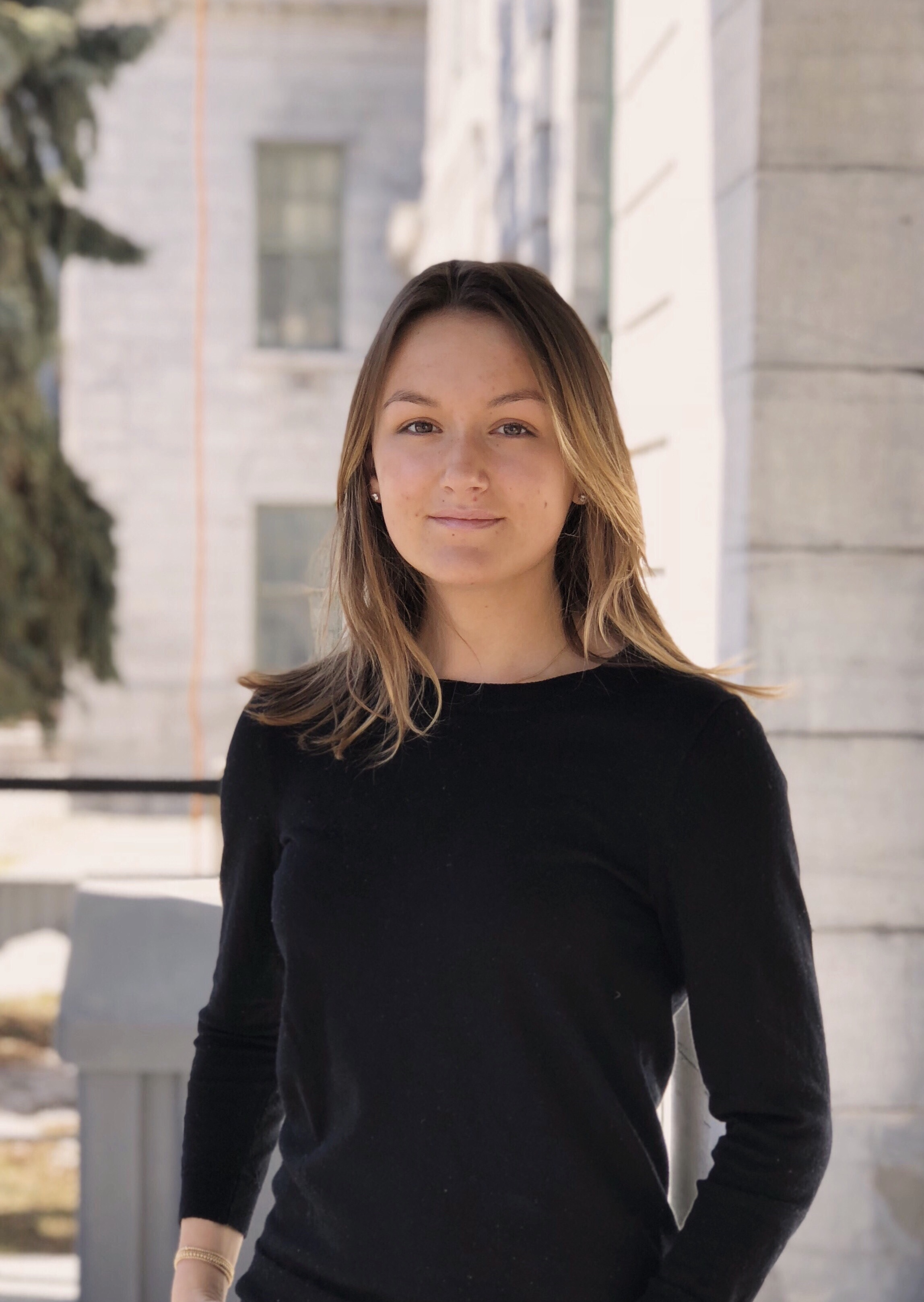 Lucia Stroetzel - Vice Chair