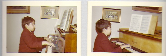 The Maestro at the Gaveau ca. 1968
