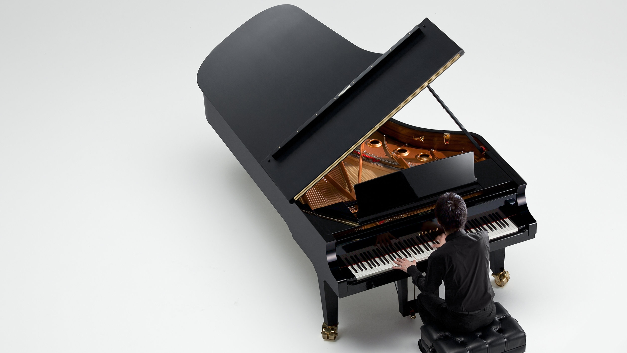 ACOUSTIC PIANOS - GRAND, UPRIGHT & PREMIUM PIANOS