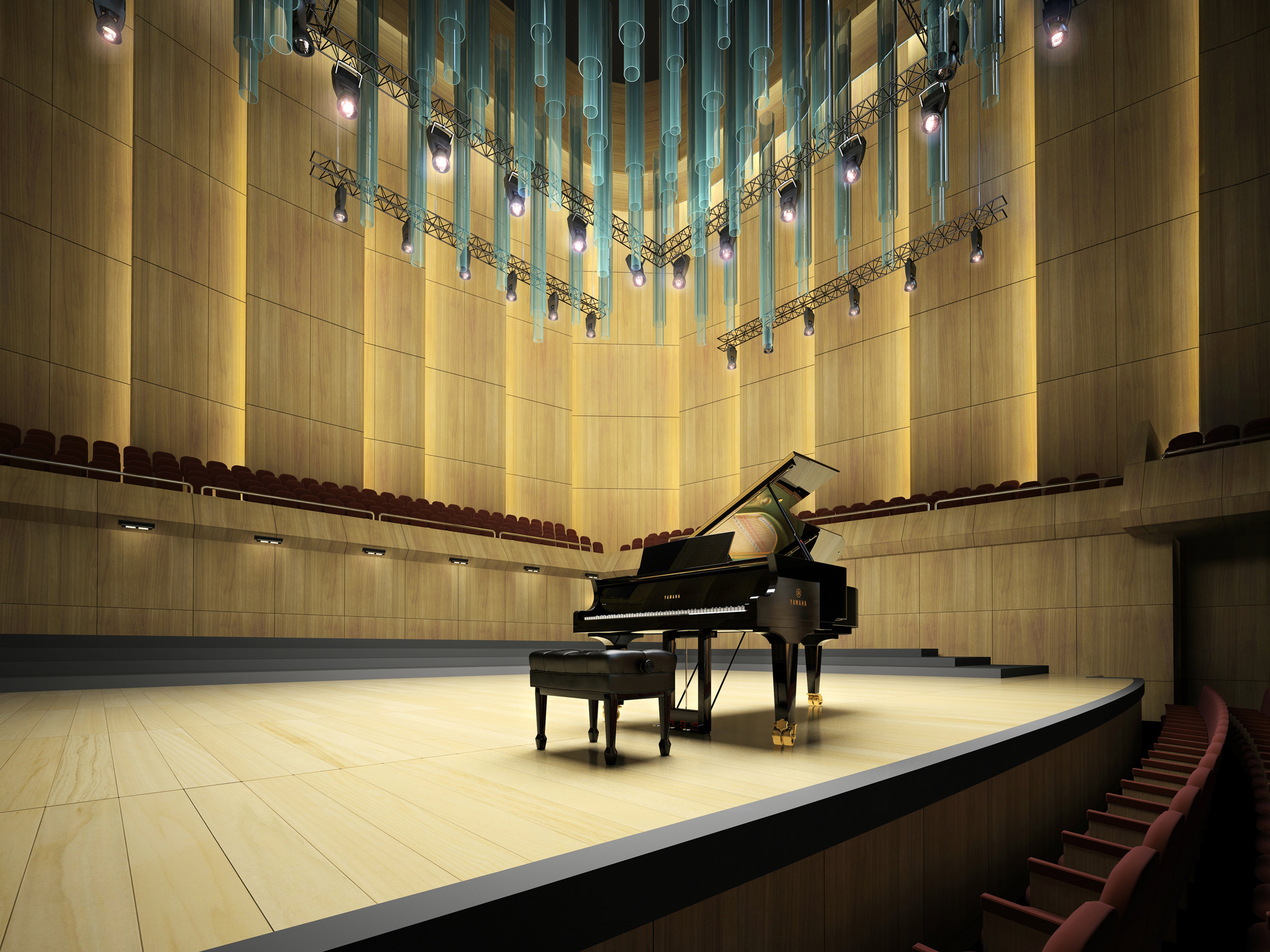 Grand Pianos - GB1K, GC Series, CX Series…