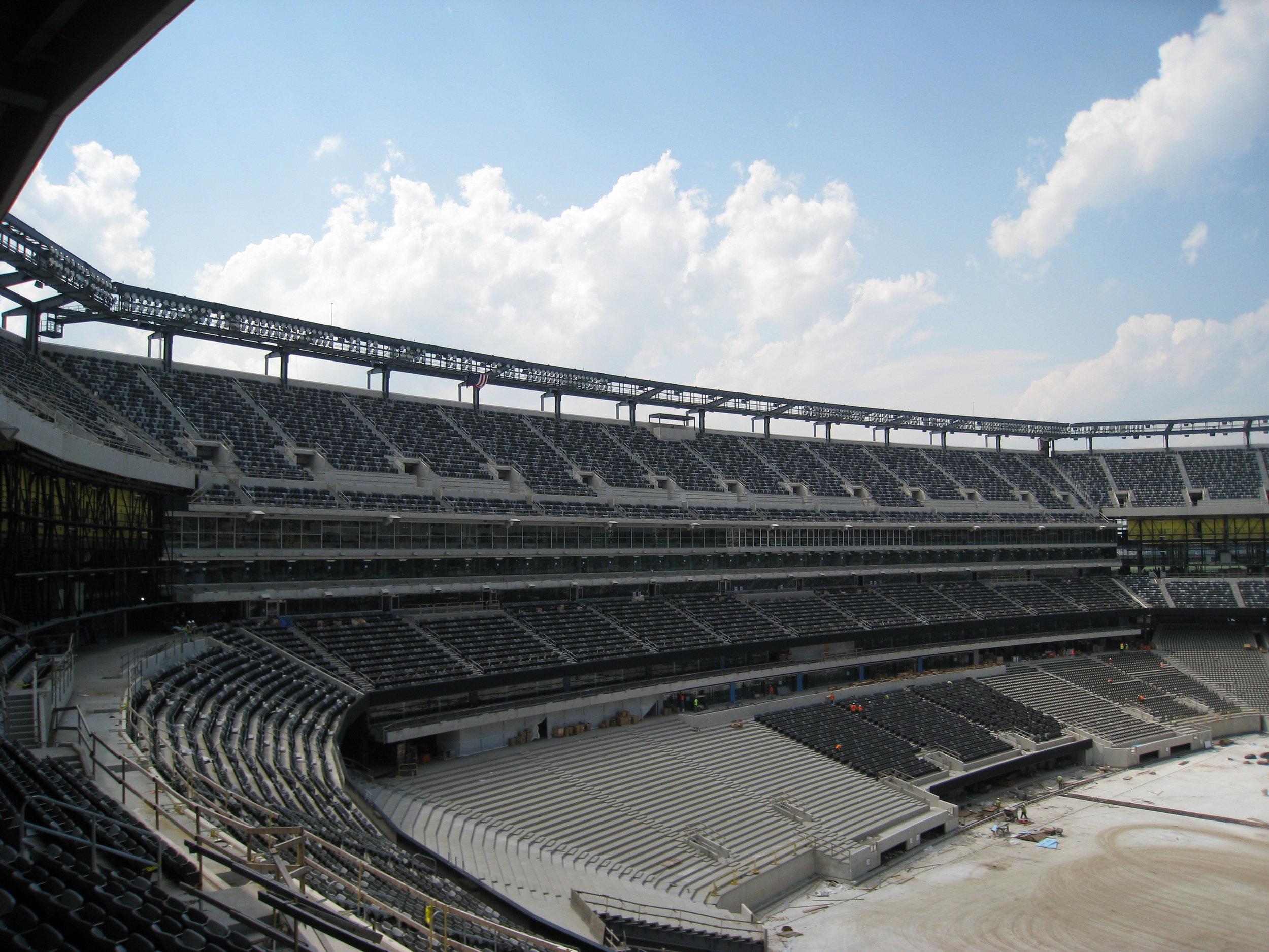 MetLife Stadium Giants & Jets East Rutherford, NJ 3.JPG