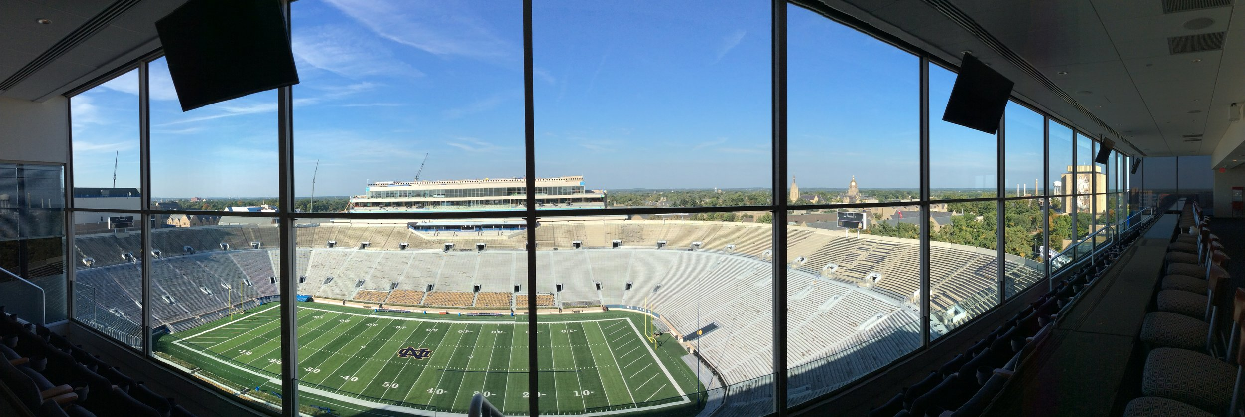 Notre Dame Stadium South Bend, Ia 1.JPG