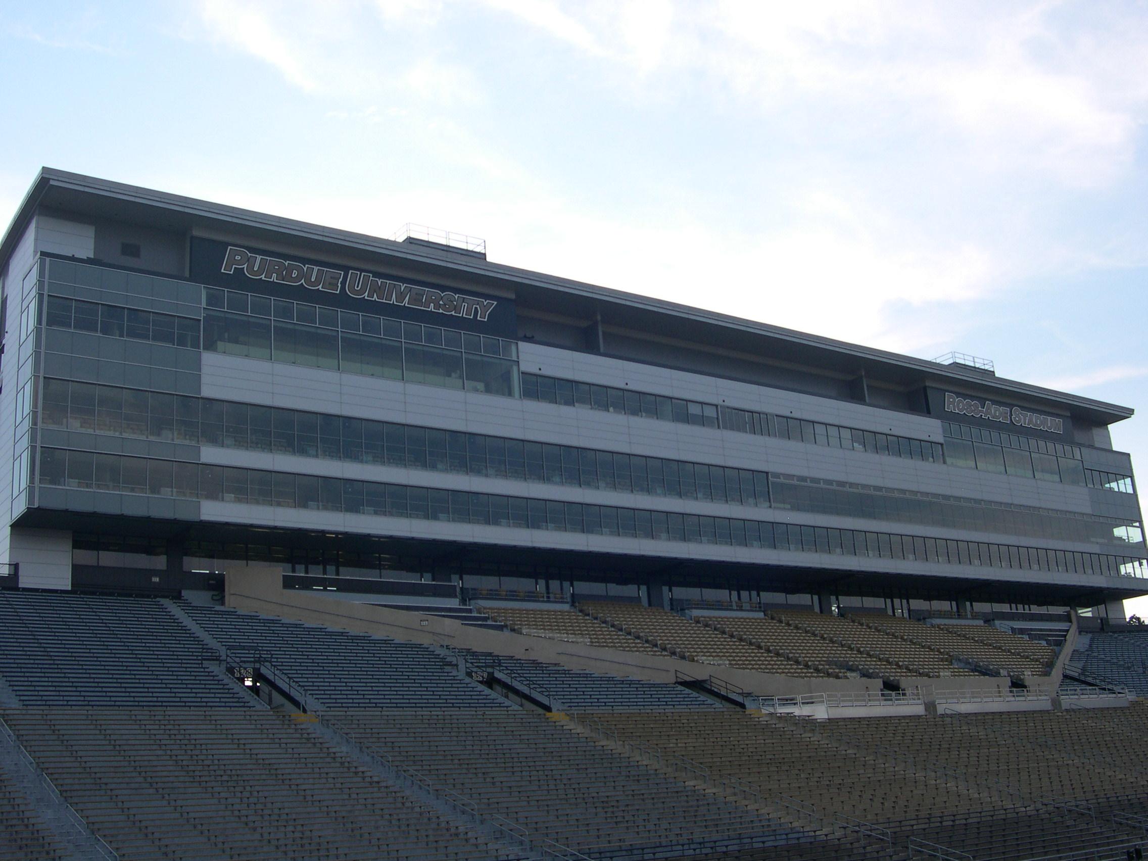 Ross Ade Stadium PURDUE West Lafayette, Ia.jpg