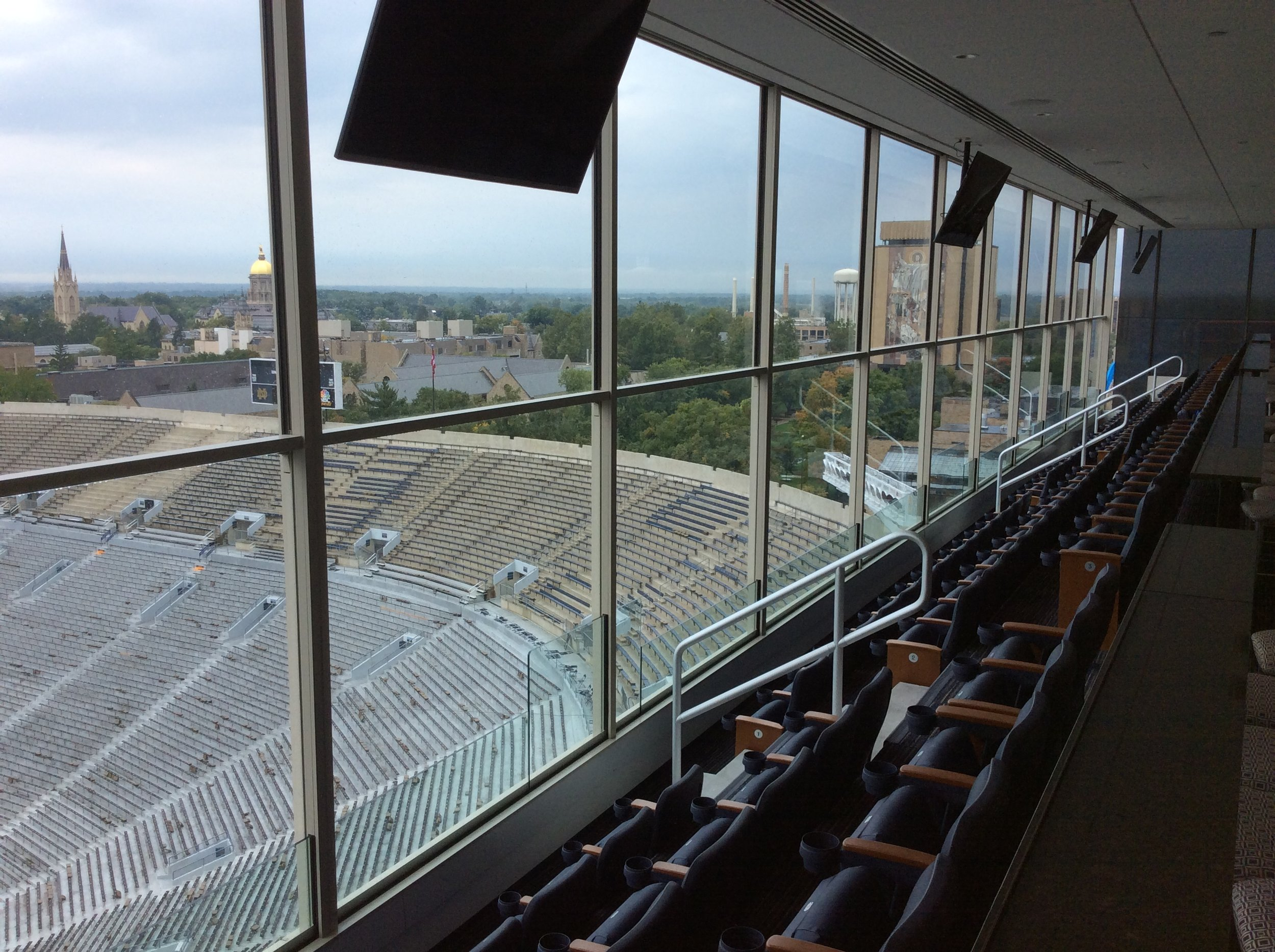 Notre Dame Stadium South Bend, Ia 3.JPG