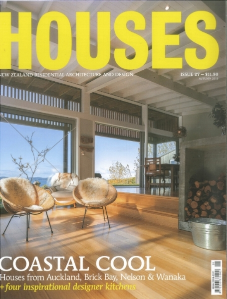 Architect Eliska Lewis has designed an inviting family house with a clever staged approach in Little Mount Iron, Wanaka.   Featured in HOUSES Magazine Issue 27, 2013 Featured in ARCHITECTURE NOW
